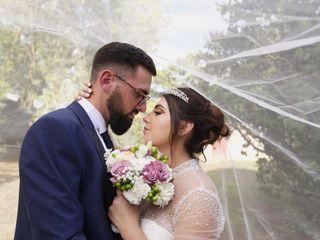 Le mariage de Marjorie et Arnaud