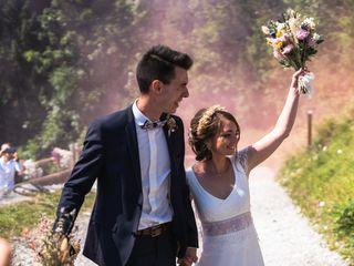Le mariage de Maxime et Julia