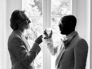 Le mariage de Thierry et Alain