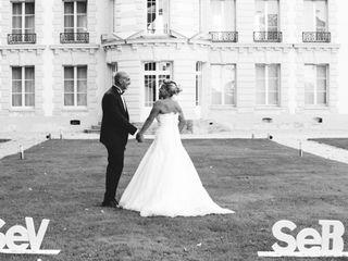 Le mariage de Jeanne et Jacques