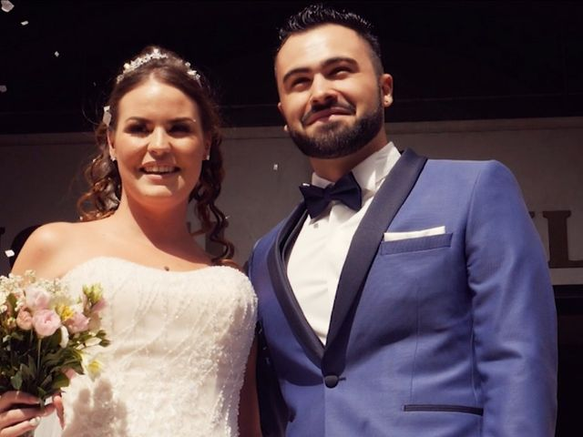 Le mariage de Joris et Cassandra à Valence, Drôme 3