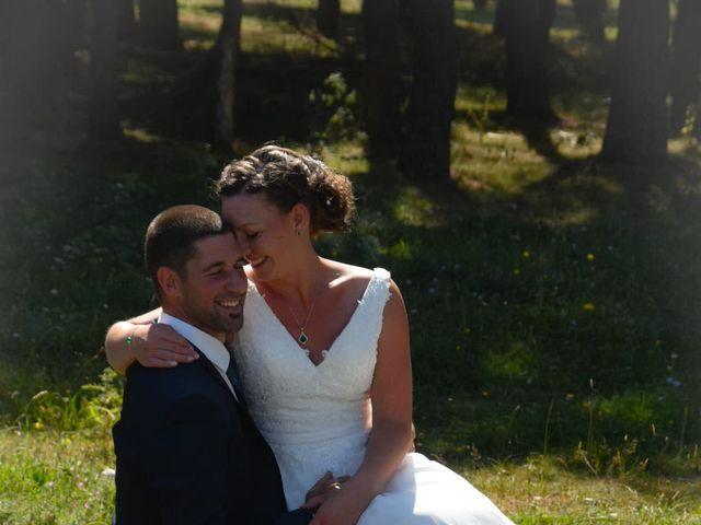Le mariage de Benjamin et Emmanuelle à Landos, Haute-Loire 11