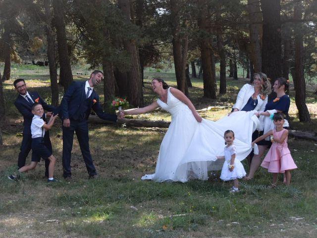 Le mariage de Benjamin et Emmanuelle à Landos, Haute-Loire 12