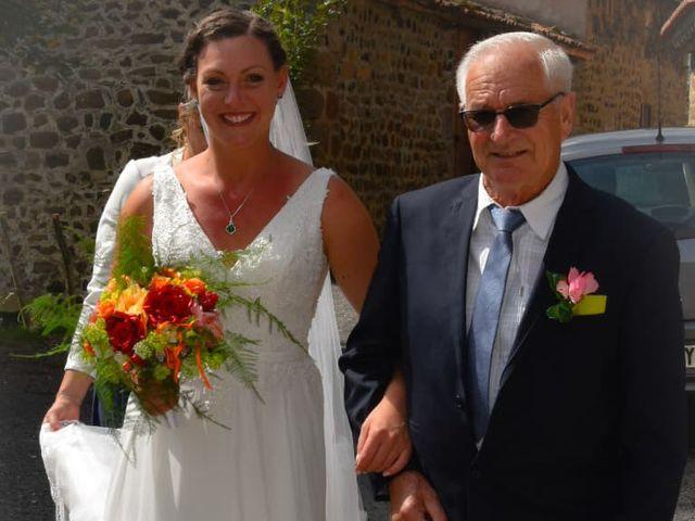 Le mariage de Benjamin et Emmanuelle à Landos, Haute-Loire 13