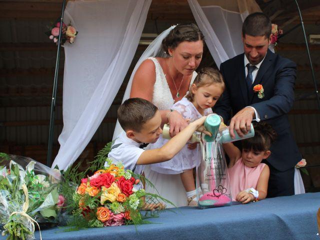 Le mariage de Benjamin et Emmanuelle à Landos, Haute-Loire 25