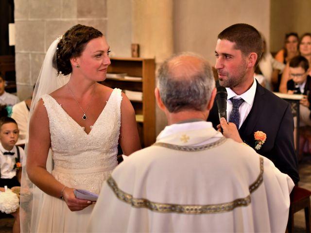 Le mariage de Benjamin et Emmanuelle à Landos, Haute-Loire 32