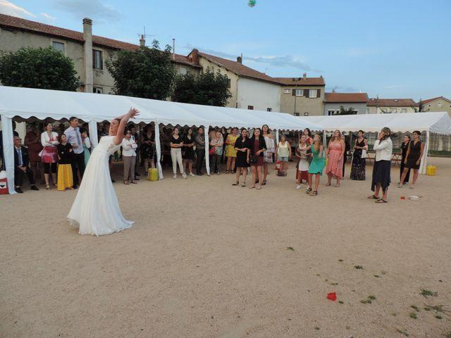 Le mariage de Benjamin et Emmanuelle à Landos, Haute-Loire 43