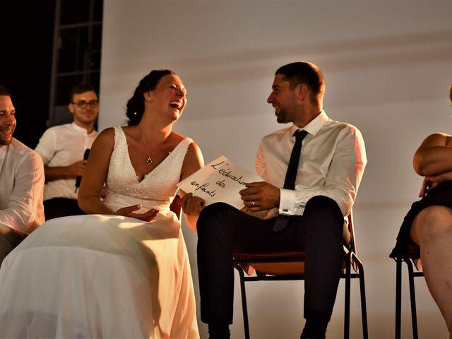 Le mariage de Benjamin et Emmanuelle à Landos, Haute-Loire 69