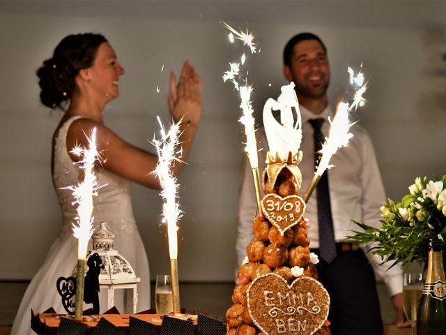 Le mariage de Benjamin et Emmanuelle à Landos, Haute-Loire 72