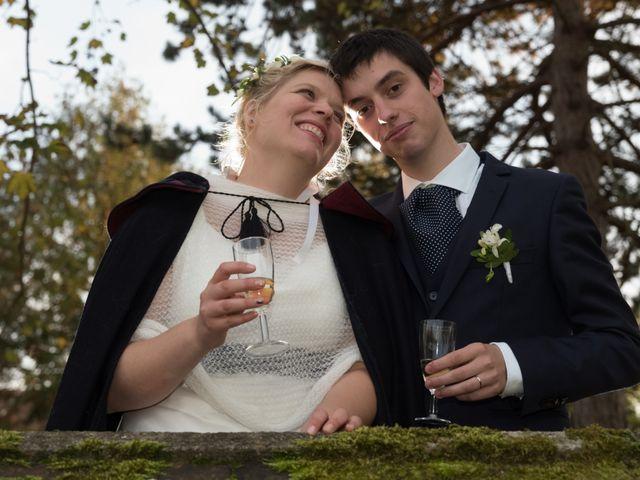 Le mariage de Marie et Cyrille