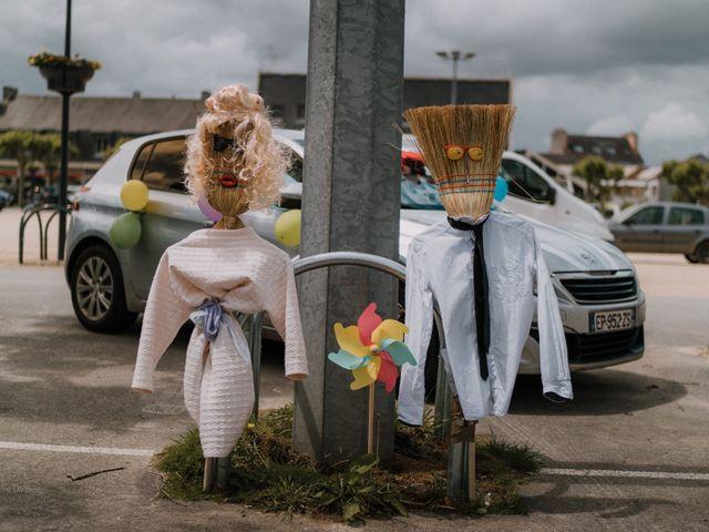 Le mariage de Morgan et Géraldine à Landivisiau, Finistère 2