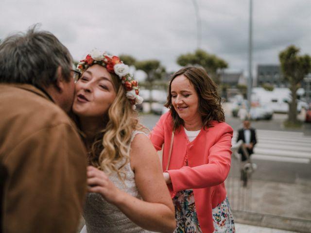 Le mariage de Morgan et Géraldine à Landivisiau, Finistère 9