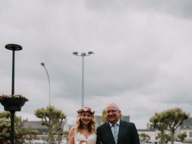Le mariage de Morgan et Géraldine à Landivisiau, Finistère 12