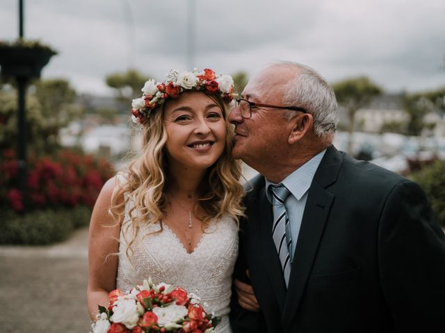 Le mariage de Morgan et Géraldine à Landivisiau, Finistère 13