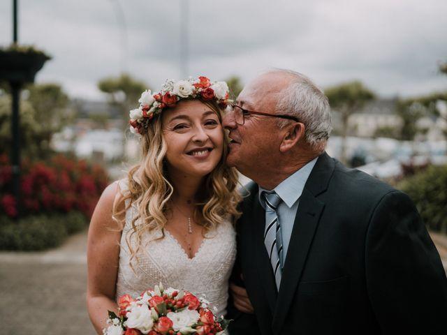 Le mariage de Morgan et Géraldine à Landivisiau, Finistère 14