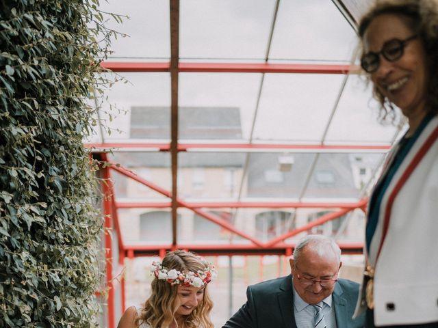 Le mariage de Morgan et Géraldine à Landivisiau, Finistère 17