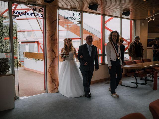 Le mariage de Morgan et Géraldine à Landivisiau, Finistère 20