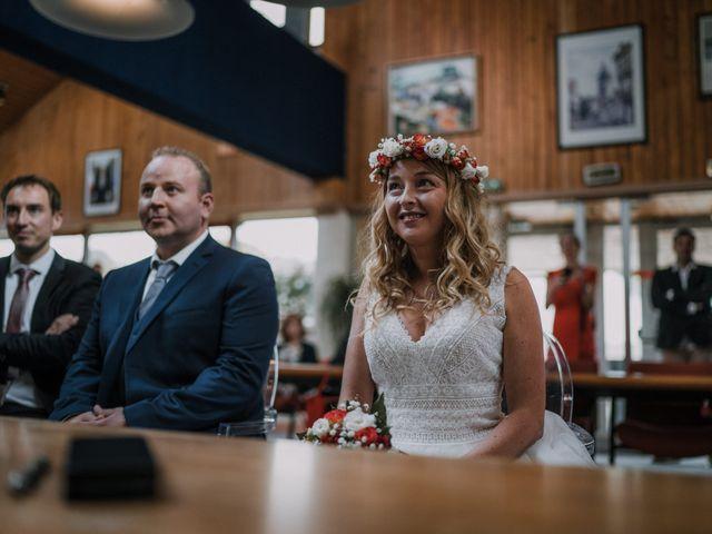 Le mariage de Morgan et Géraldine à Landivisiau, Finistère 23