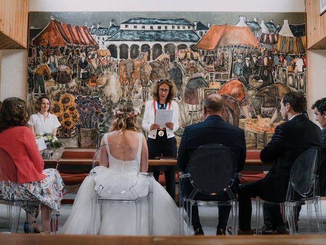 Le mariage de Morgan et Géraldine à Landivisiau, Finistère 27