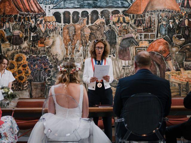 Le mariage de Morgan et Géraldine à Landivisiau, Finistère 28