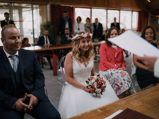 Le mariage de Morgan et Géraldine à Landivisiau, Finistère 34