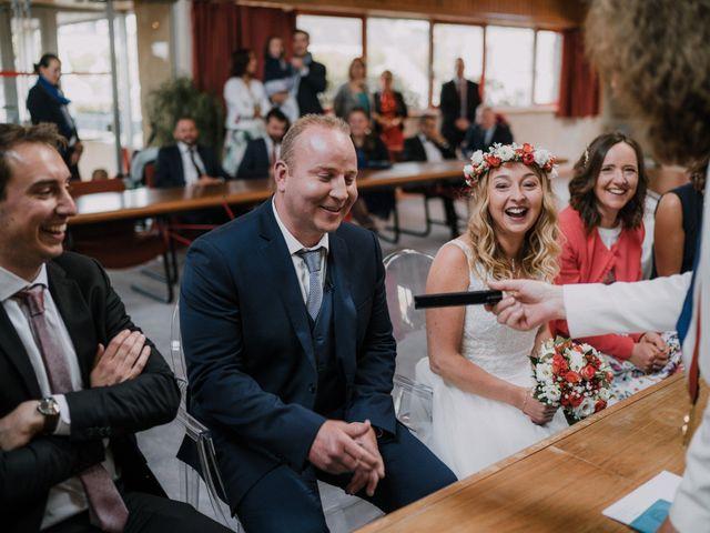 Le mariage de Morgan et Géraldine à Landivisiau, Finistère 45