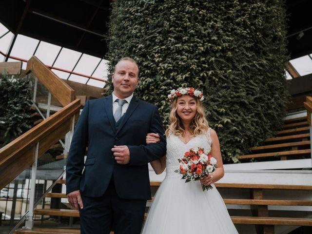 Le mariage de Morgan et Géraldine à Landivisiau, Finistère 47