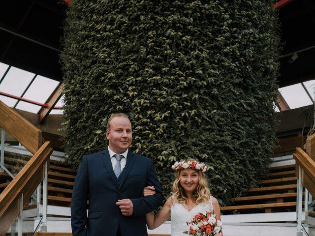 Le mariage de Morgan et Géraldine à Landivisiau, Finistère 48