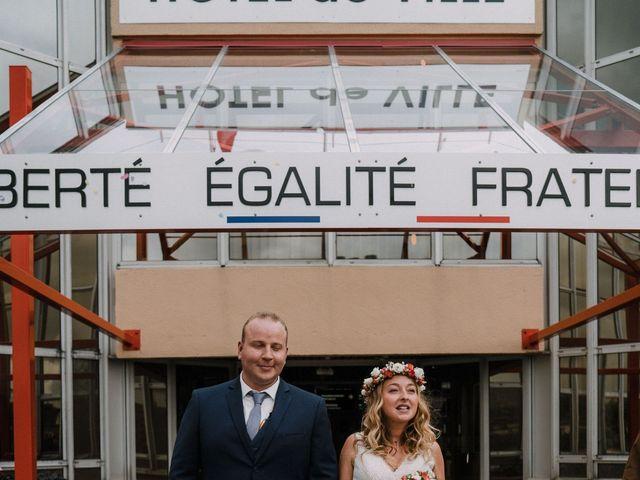 Le mariage de Morgan et Géraldine à Landivisiau, Finistère 49