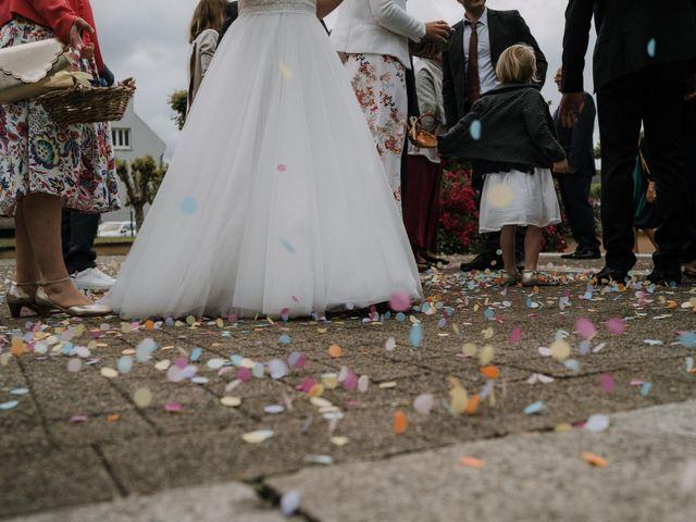Le mariage de Morgan et Géraldine à Landivisiau, Finistère 50