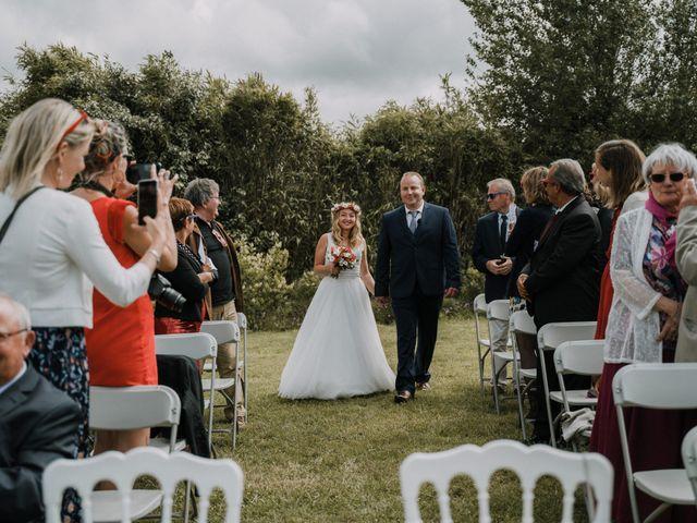 Le mariage de Morgan et Géraldine à Landivisiau, Finistère 53