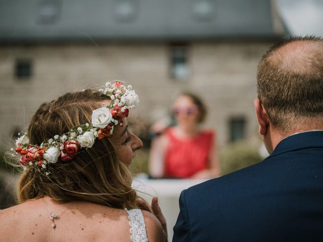 Le mariage de Morgan et Géraldine à Landivisiau, Finistère 56