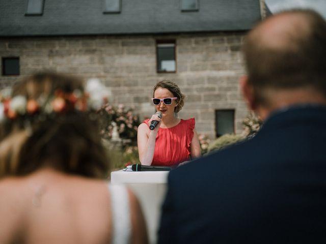 Le mariage de Morgan et Géraldine à Landivisiau, Finistère 57