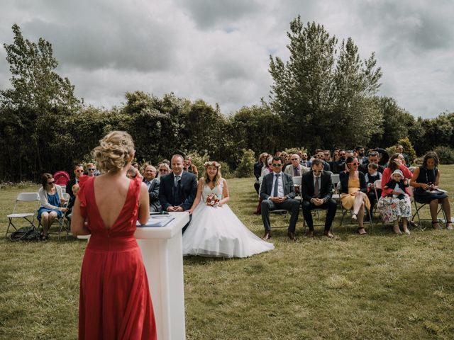 Le mariage de Morgan et Géraldine à Landivisiau, Finistère 60