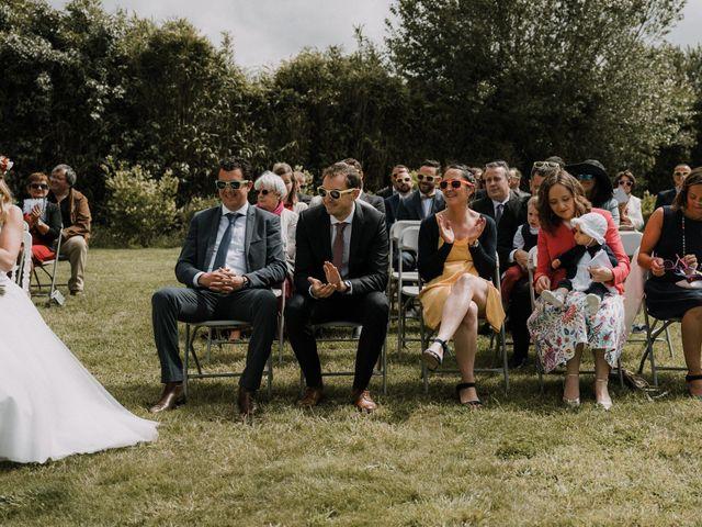 Le mariage de Morgan et Géraldine à Landivisiau, Finistère 62