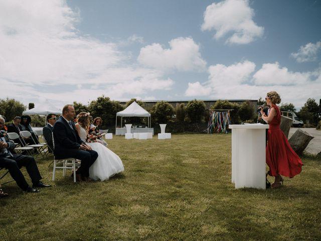 Le mariage de Morgan et Géraldine à Landivisiau, Finistère 65