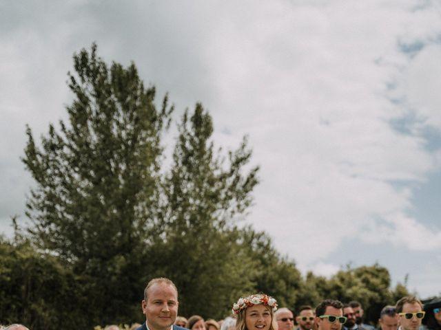 Le mariage de Morgan et Géraldine à Landivisiau, Finistère 66