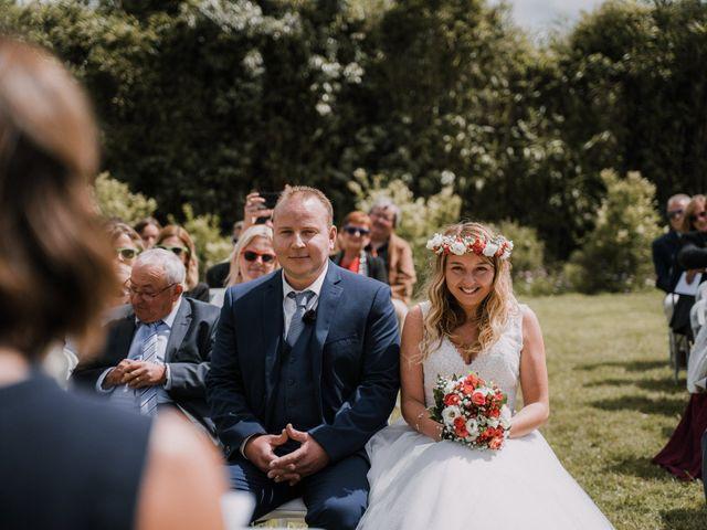 Le mariage de Morgan et Géraldine à Landivisiau, Finistère 73