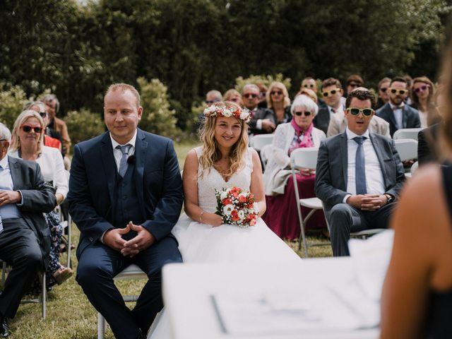 Le mariage de Morgan et Géraldine à Landivisiau, Finistère 74