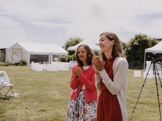 Le mariage de Morgan et Géraldine à Landivisiau, Finistère 75