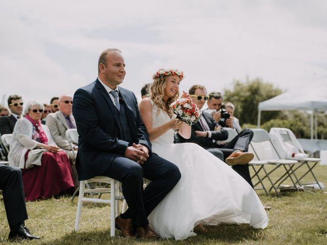 Le mariage de Morgan et Géraldine à Landivisiau, Finistère 76
