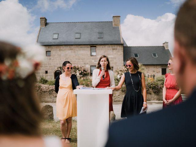 Le mariage de Morgan et Géraldine à Landivisiau, Finistère 80
