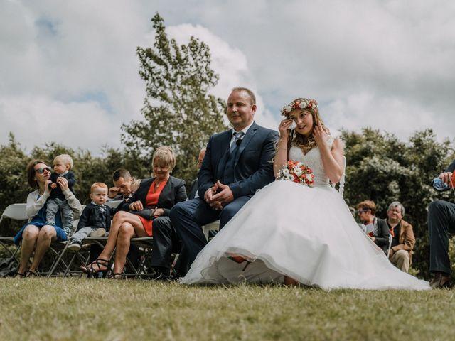 Le mariage de Morgan et Géraldine à Landivisiau, Finistère 82