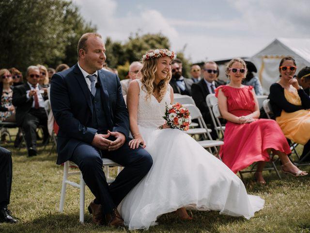 Le mariage de Morgan et Géraldine à Landivisiau, Finistère 83
