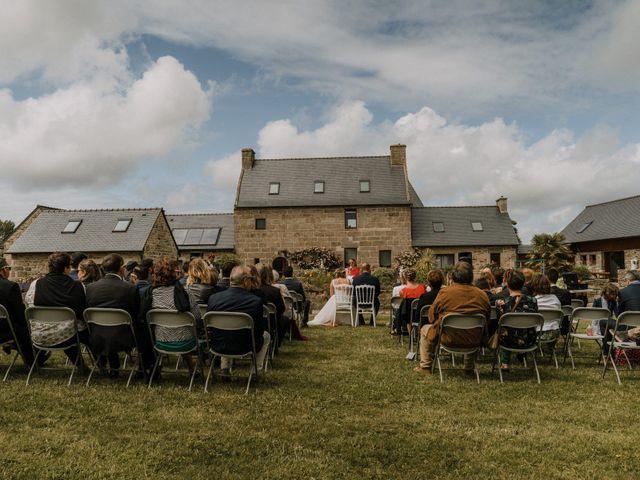 Le mariage de Morgan et Géraldine à Landivisiau, Finistère 84