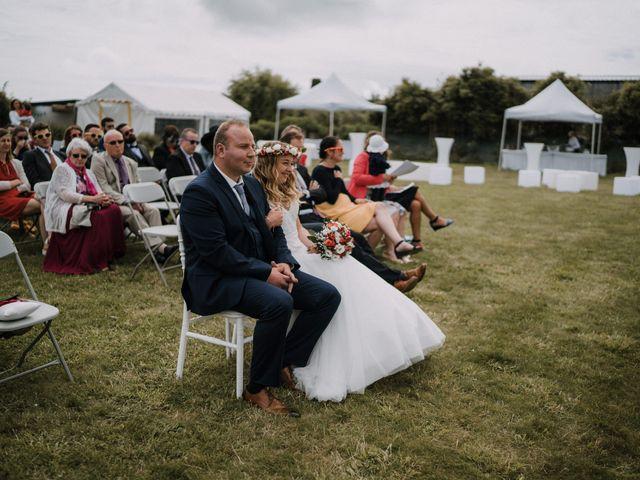 Le mariage de Morgan et Géraldine à Landivisiau, Finistère 89