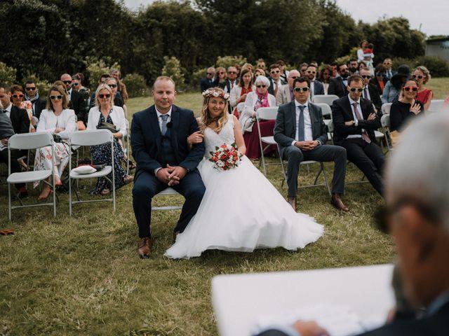 Le mariage de Morgan et Géraldine à Landivisiau, Finistère 90