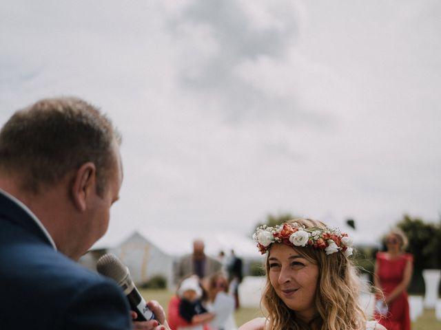 Le mariage de Morgan et Géraldine à Landivisiau, Finistère 93