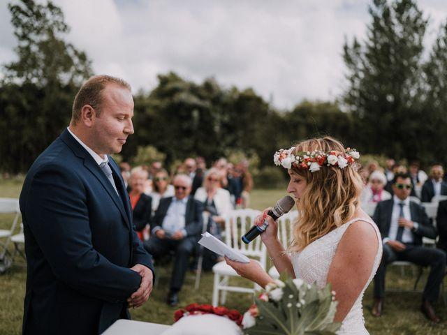 Le mariage de Morgan et Géraldine à Landivisiau, Finistère 95