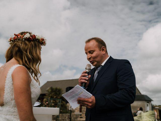 Le mariage de Morgan et Géraldine à Landivisiau, Finistère 97